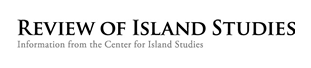 REVIEW OF ISLAND STUDIES