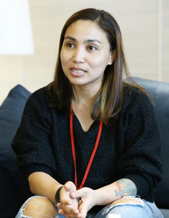 Cecile Pauline Sanglap Montenegro
