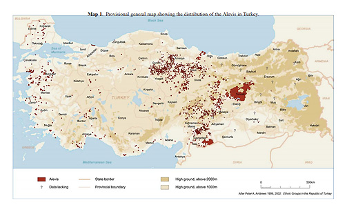 Image source: Andrews, P., & Benninghaus, R. (1989). Ethnic Groups in the Republic of Turkey (Beihefte zum Tübinger Atlas des Vorderen Orients. Reihe B, Geisteswissenschaften; Nr. 60). Wiesbaden: L. Reichert