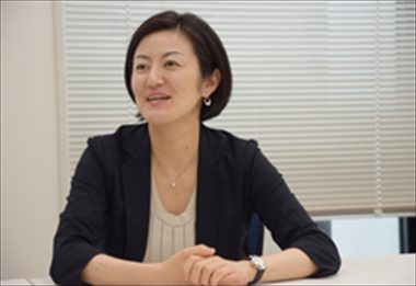 Interview with Akiko Horiba(SPF Program Officer )