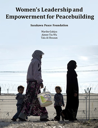 Women's Leadership and Empowerment for Peacebuilding