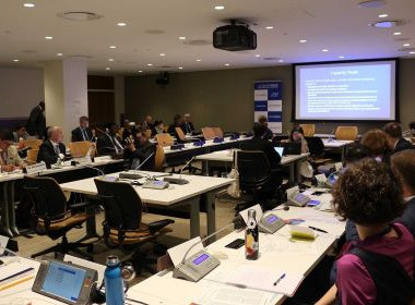 Side Event on Capacity Development on the Sidelines of the First BBNJ Intergovernmental Conference at United Nations Headquarters