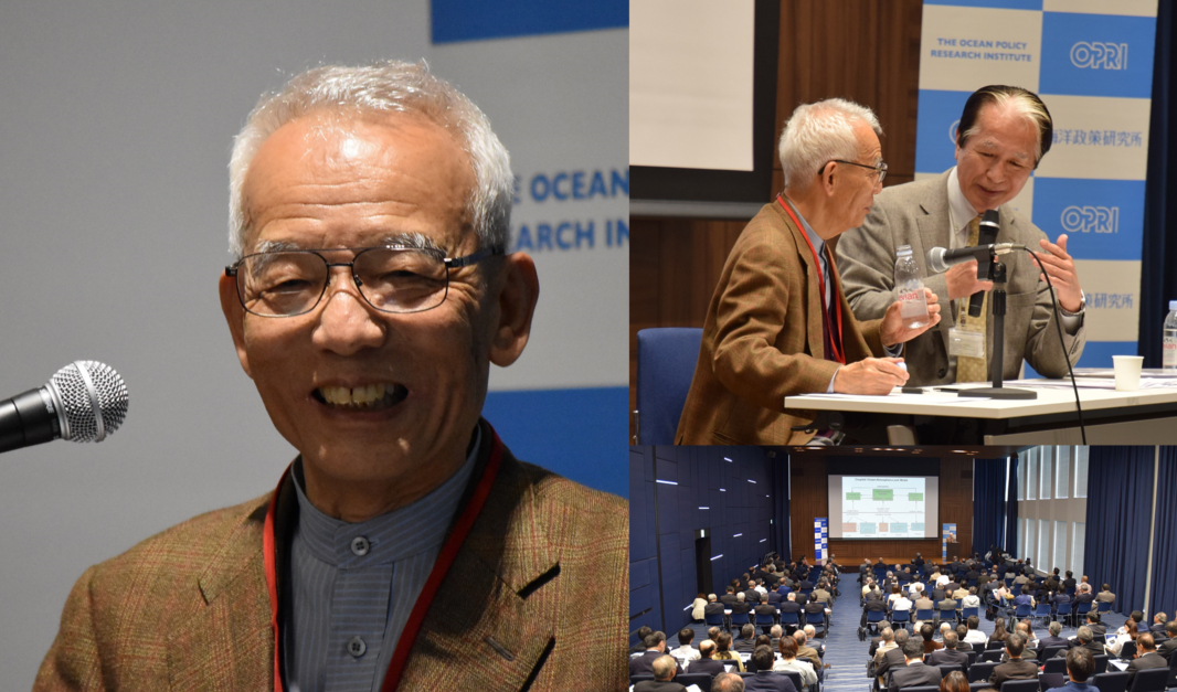 "Results: Special Forum on ""Global Warming and the Oceans"""