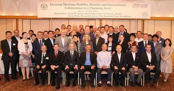 "Report: International Arctic Workshop ""Ensuring Maritime Stability, Security and International Collaboration in a Changing Arctic"""