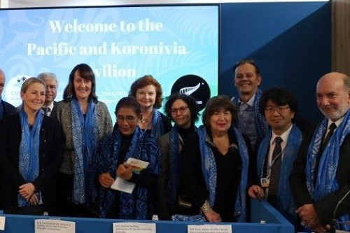 Oceans Action Day at UNFCCC-COP24