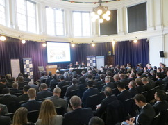 We organized the conference 'UK-Japan Strategic Dialogue: Co-operation in New Security Challenges'.