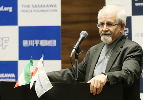 Interview with Dr. Seyed Sajjadpour, Deputy Foreign Minister for Research and Education for the Islamic Republic of Iran