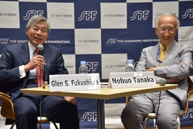 "On Aug 31, ""The 2016 U.S. Presidential Election and U.S.-Japan Relations"""