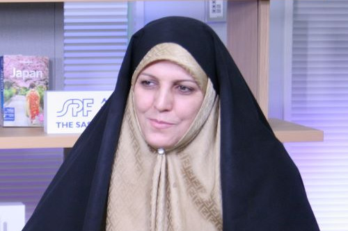 Interview with H.E. Ms. Shahindokht Mowlaverdi, Vice President of Iran