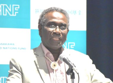 Interview with Dr. Transform Aqorau, the man who has reformed fisheries in the Pacific