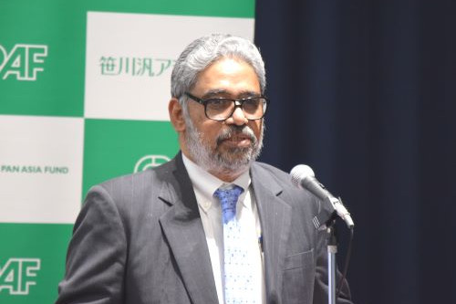 Interview with Dr. C. Raja Mohan(the Director of Carnegie India)