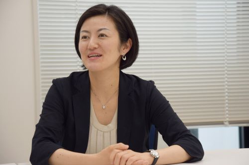 Interview with Akiko Horiba (SPF Program Officer )