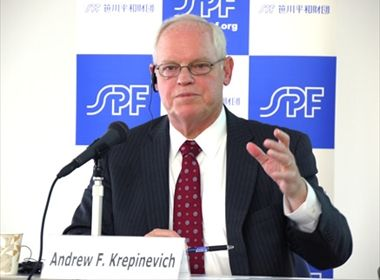 Dr. Andrew F. Krepinevich