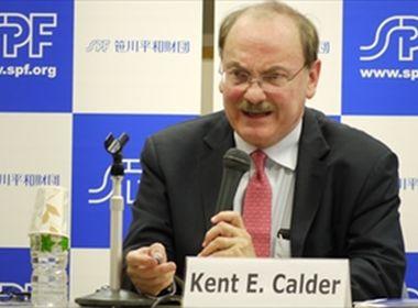 Dr. Kent E. Calder