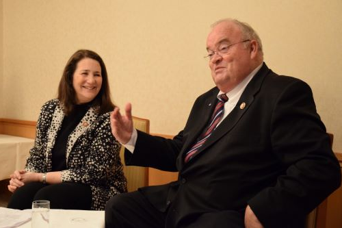 Interview with U.S. Representative Diana DeGette and Representative Billy Long on strengthening international and bipartisan ties through congressional exchange trips