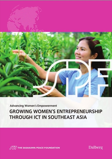 Growing Women's Entrepreneurship through ICT in Southeast