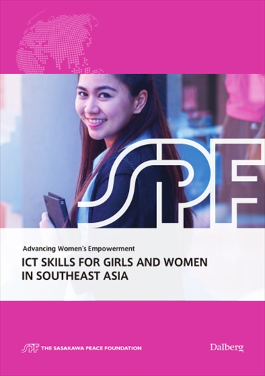 ICT Skills for Girls and Women in Southeast Asia