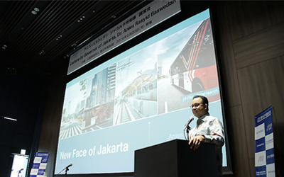 """The """"new face"""" of Jakarta: Dr. Anies Baswedan on his first two years as governor and goals for the future"""