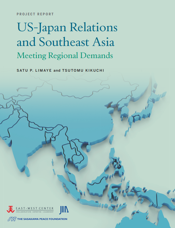 US-Japan Relations and Southeast Asia: Meeting Regional Demands