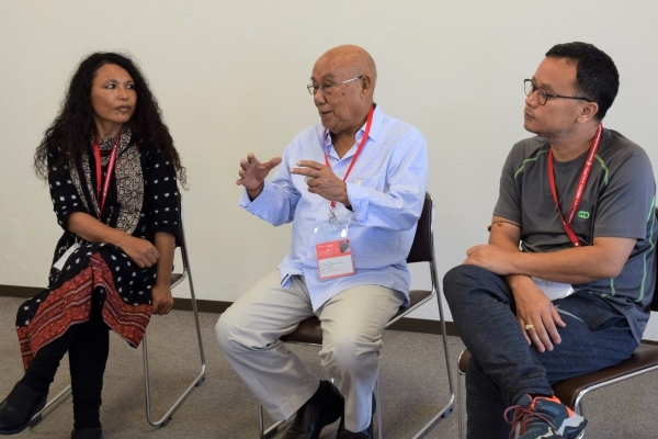 Interview with three leading documentary filmmakers from Northeast India: Aribam Syam Sharma, Haobam Paban Kumar, and Pinky Brahma Choudhury