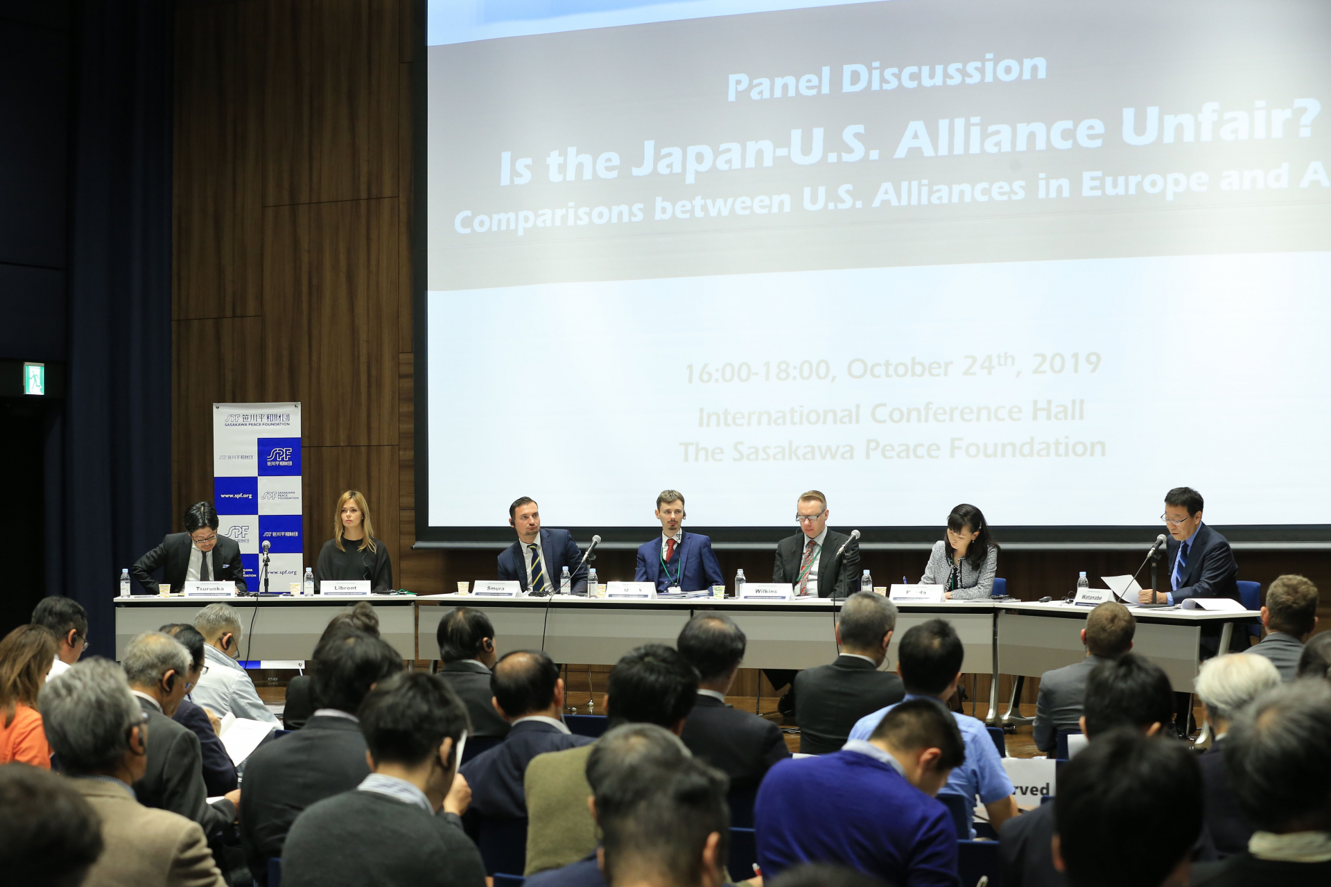 Is the Japan-U.S. Alliance Unfair? Comparisons between U.S. Alliances in Europe and Asia