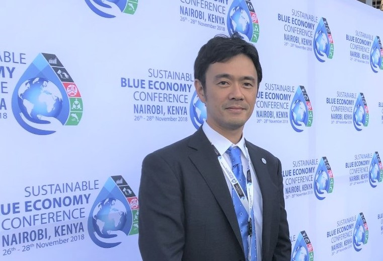 Interview with Dr. Atsushi Watanabe, Senior Research Fellow at the Ocean Policy Research Institute, Sasakawa Peace Foundation on the blue economy