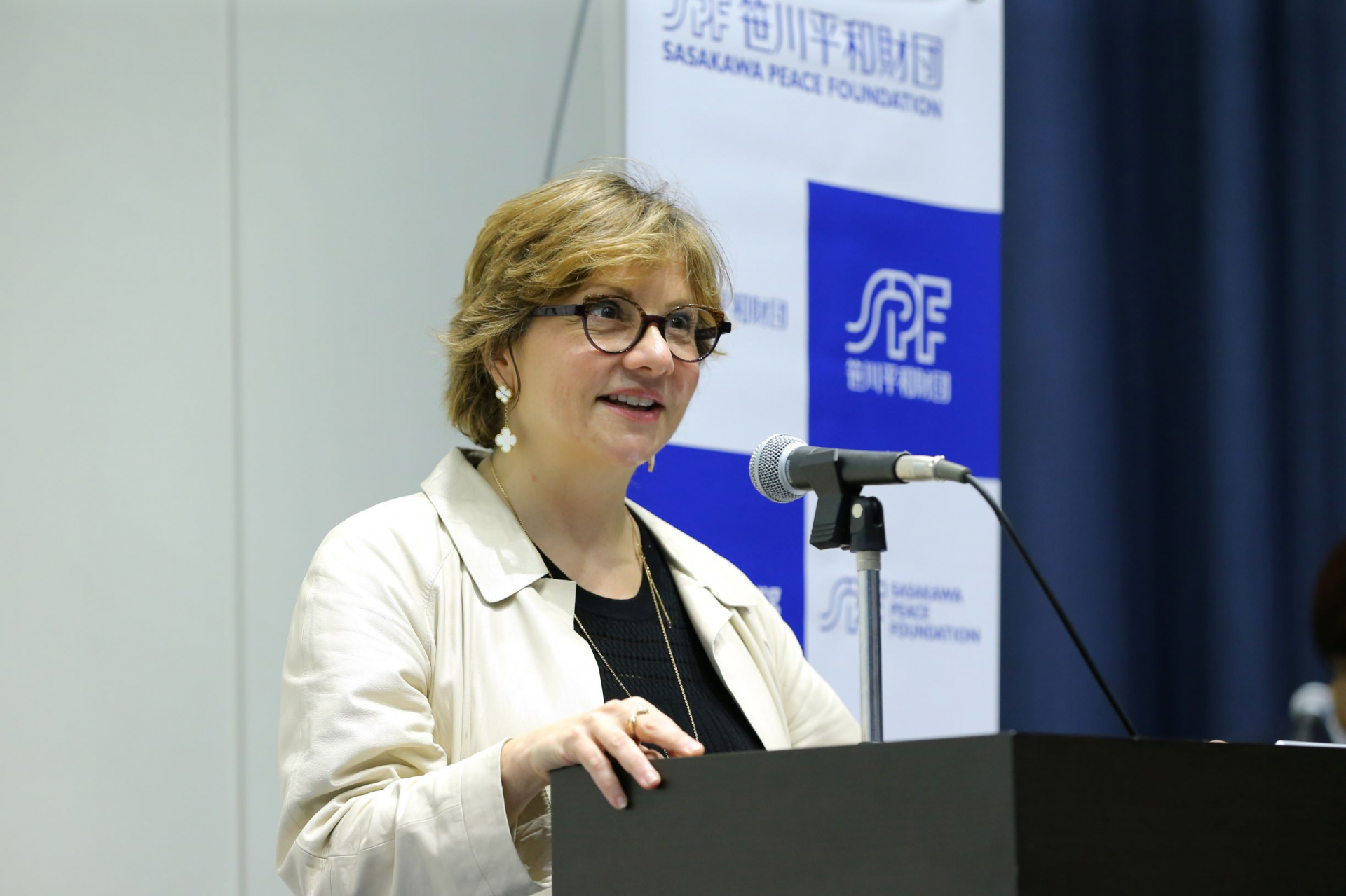 "Diversity as a ""critical ingredient for success,"" according to OECD Executive Director Ms. Josée Touchette"