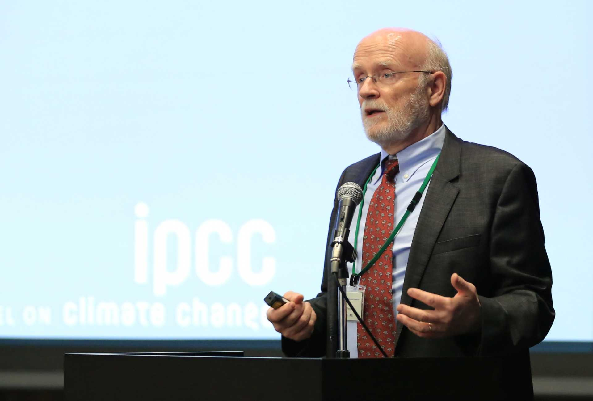 "Keynote Speech from ""Rollout Symposium of the IPCC Special Report on the Ocean and Cryosphere in a Changing Climate (SROCC)"""