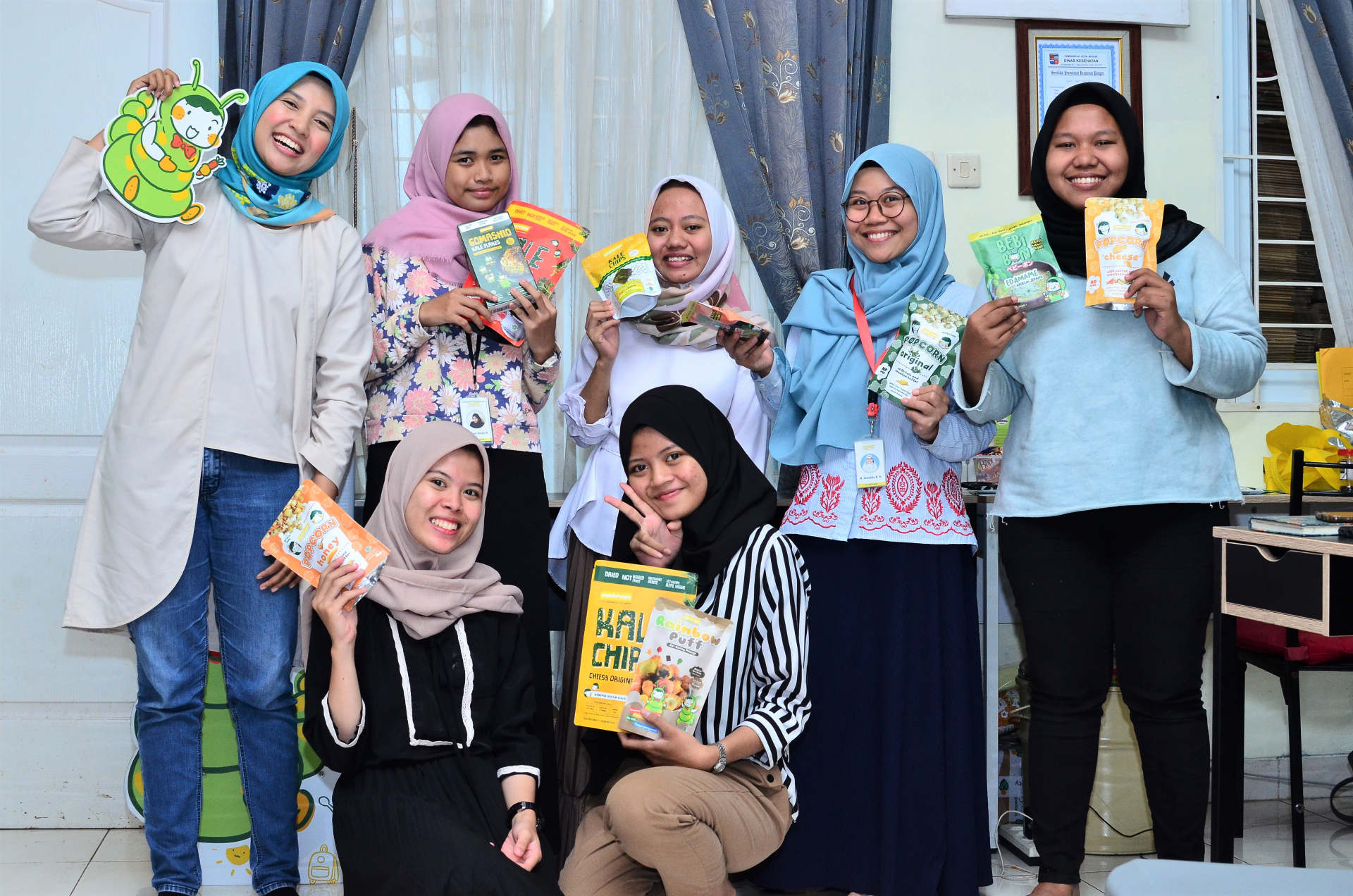 Social enterprise as the new way of business: how the next generation of businesswomen are building a better Indonesia