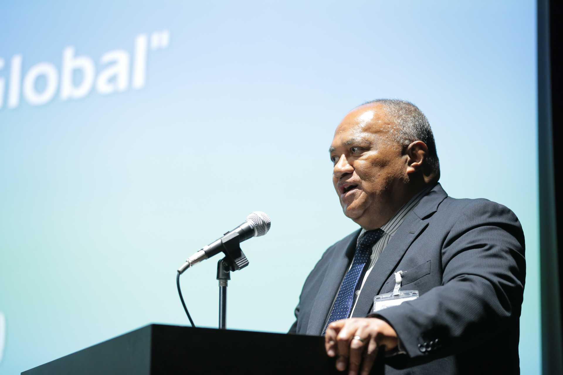 "International Symposium ""Discussion Toward Strengthening Pacific Island Countries-Japan Partnership"""
