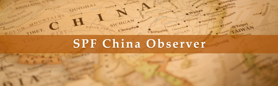 China Observer: China's Propaganda Maneuvers in Response to COVID-19
