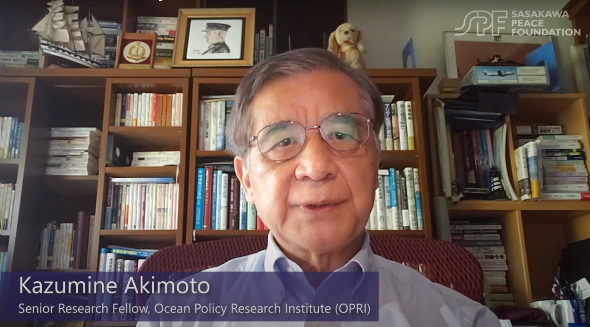 The future of climate security and pandemic security: Interview with SPF Senior Research Fellow Kazumine Akimoto