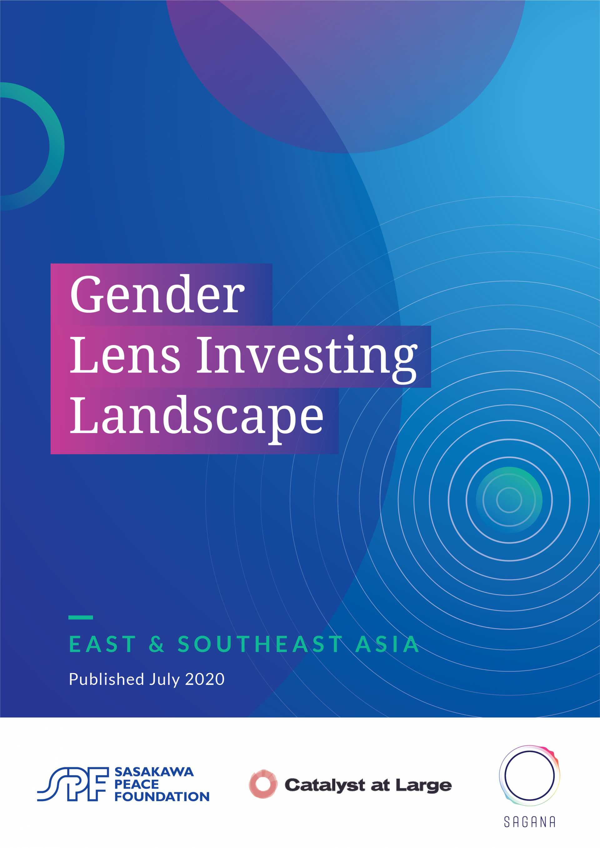 Gender Lens Investing Landscape East & Southeast Asia