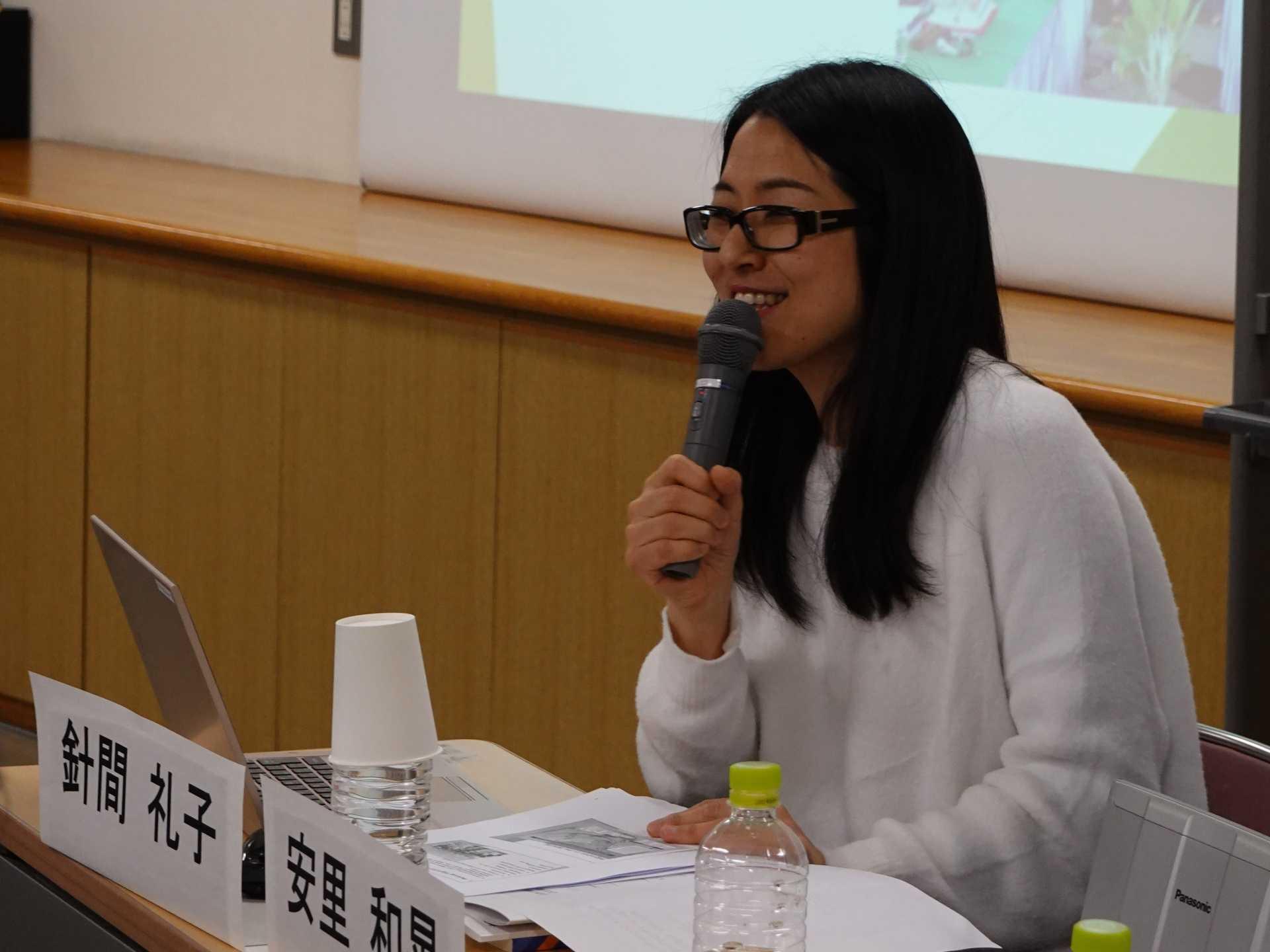 Reiko Harima (Coordinator, Mekong Migration Network (MMN))