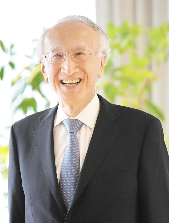Nobuo Tanaka, Chairman of the Sasakawa Peace Foundation