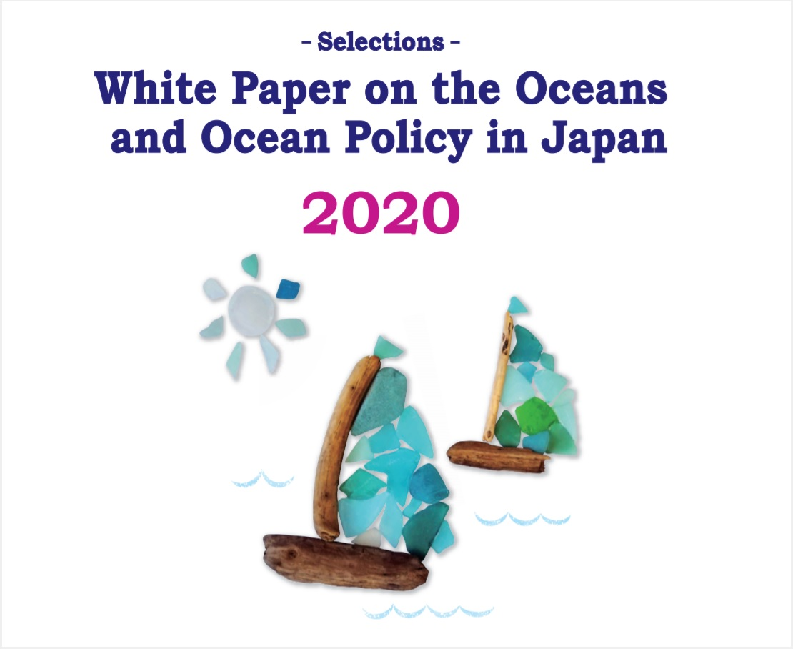 """Ocean Policy Research Institute publishes """"Selections: White Paper on the Oceans and Ocean Policy in Japan 2020"""""""