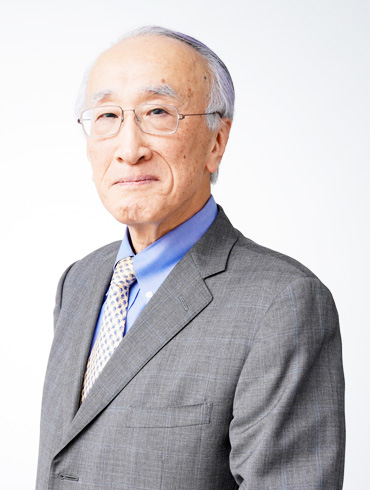 Nobuo Tanaka, Chairman of the Sasakawa Peace Foundation