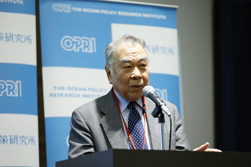 Masayuki Takahashi, Professor Emeritus at the University of Tokyo