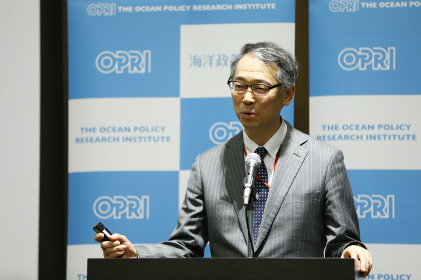 Nobuyuki Yagi, Professor at the Graduate School of Agricultural and Life Sciences, the University of Tokyo
