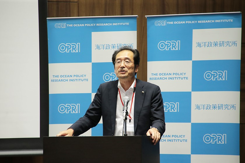 Mr. Shigeto Hase, Director-General of the Fisheries Agency