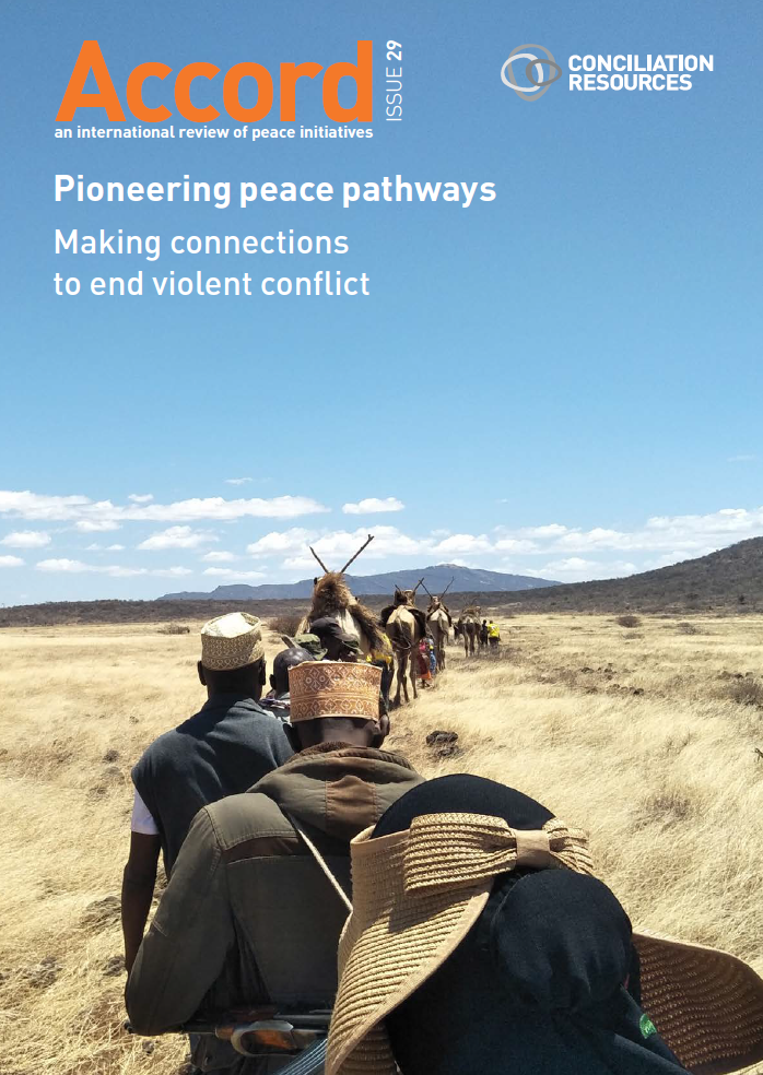 Accord Pioneering Peace Pathways