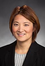 State Representative Mia Su-Ling Gregerson