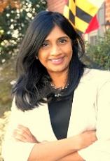 Delegate Aruna Miller