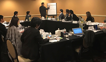 日米交流事業グループ