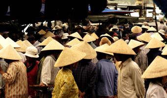 アジアの人口動態事業グループ