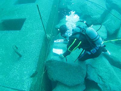 海の開発を支える潜水士 | 海洋政策研究所-OceanNewsletter | 笹川平和 ...