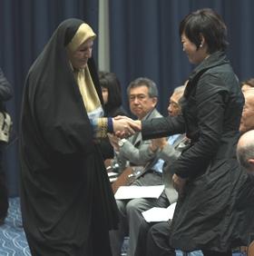 【サマリー】日本イラン国際シンポジウム「経済力としての女性と教育」(2017年2月14日開催)於:東京