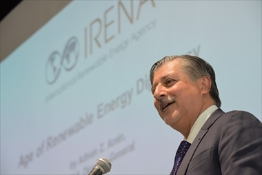 再生可能エネルギー外交を考える