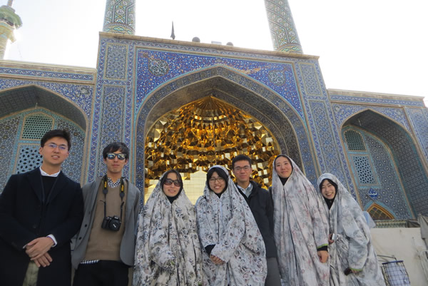 イラン外務省付属国際関係学院への短期研修プログラムのご案内