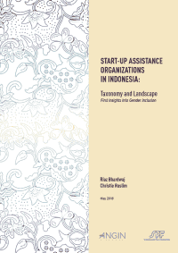 Start-up Assistance Organizations in Indonesia: Taxonomy and Landscape